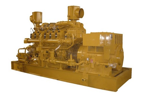 газопоршневой электрический                   генератор (газогенератор) 450 - 1000 квт