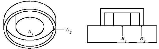 Расчет магнитных сил                                         постоянных магнитов