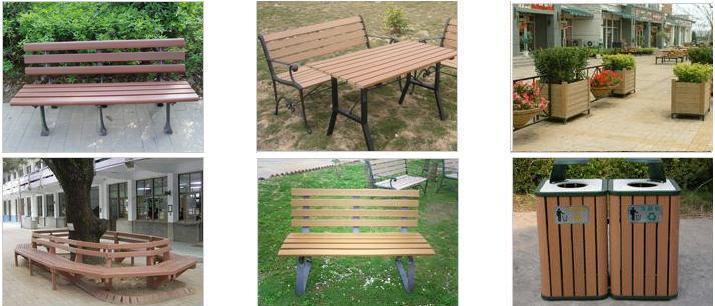 Sky Win - Изделия малых форм, уличная                 мебель из ДПКТ