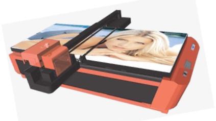 Цифровая печать по мебели, UV принтер SkyJet