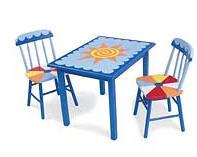 роспись мебели - расписная мебель