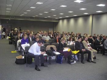 Отчет о конференции по ДПКТ в Москве ( Mosbuild-2010, апрель)