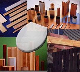 древесная мука - термопластичные ДПК