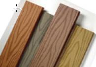 экструзионный древесно-полименый композит, декинг