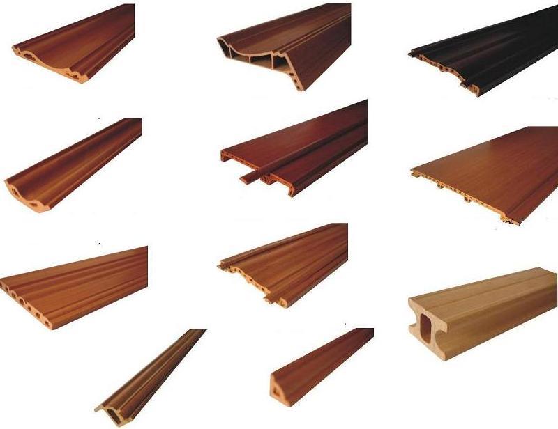 древесно-полимерный композиционный                   материал - экструзия