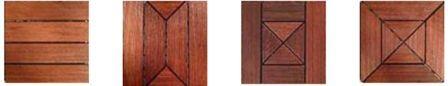 Термопластичный древесно-полимерный композит -                     ДПК Т